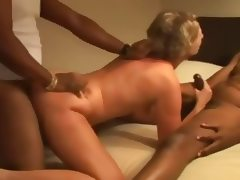 Housewife, Cuckold, Cum, Housewife, Interracial, Sex