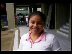 Reportera de Televisa