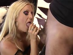 nasty and fetish german blonde on fire