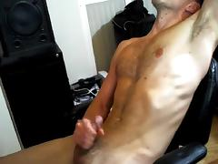 Long tooth Twink Cum