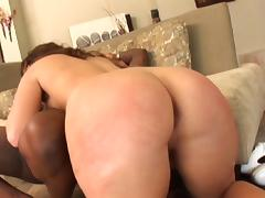All, Blowjob, Brunette, Chubby, Couple, Interracial