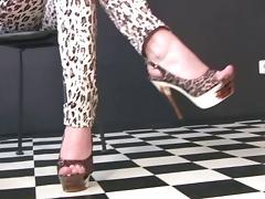 Boots, Amateur, Boots, Heels, Shoes, Teen
