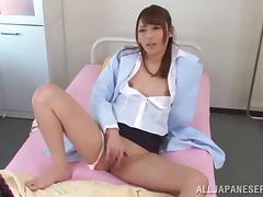 Vagina, Asian, Big Cock, Blowjob, Costume, Couple