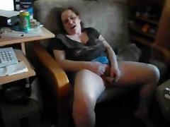 BBW wife's orgasm