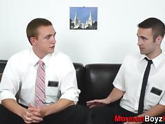 Mormons ass creampied
