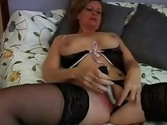 FRENCH MATURE 23 anal mature mom milf threesome dp