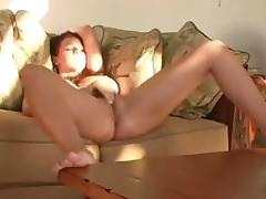 Sexiest gigantic scones brunette hair climax