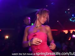 SpringBreakLife Video: Booty Shakin, Up The Skirt