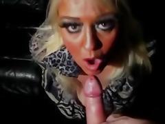 The Cock Sucking Princess (Submissive BBW)