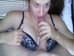 BWC Blowjob - Titjob - Handjob - Cum in tits
