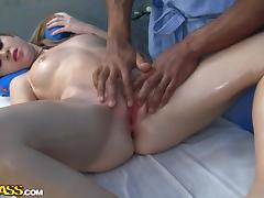 a blowjob in exchange for a massage