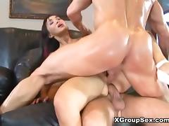 XGroupSex Video: Katsuni
