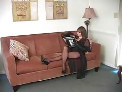Legs, Legs, Stockings, Tease