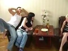 Russian  immature Swingers - Homemade