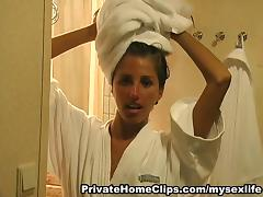 MySexLife Episode: Shower Facial