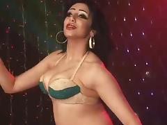Hot Lebanese belly dancer 4