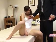 Beautiful Horny Japanese Girl Banging