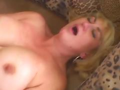 All, Blonde, Fucking, Granny, Masturbation, Mature