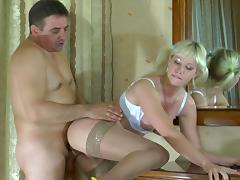 HornyOldGents Movie: Natali and Frank