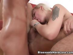 BisexualsHardcore Video: Kristy Lust