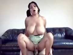 Big Saggy Latin Tits porn video