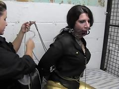 Bound, BDSM, Bondage, Bound, Tied Up, Hogtied