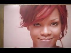Cum Tribute - Rihanna