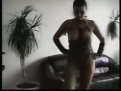 Lifestyle Mistress Dominates Slave