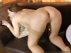 Sexy wife   bondage gang bang