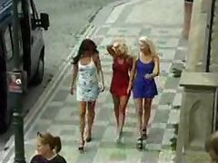 3 Czech Babes And 1 Lucky Guy porn video