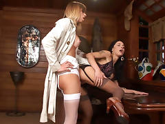 ShemalesFuckGirls Scene: Bia and Monica C