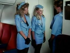 Stewardess, Stewardess, Vintage