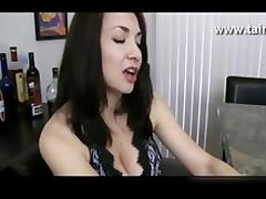 Competition, Blowjob, Brunette, Competition, Contest, Fetish