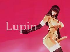 3D - OBLIVION - Lupin