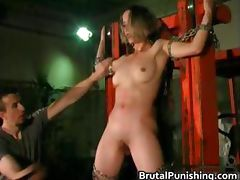 Hard core fetish and brutal punishement part5