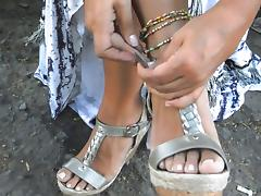 Foot fetish, Stilettos, Platform Shoes, High Heels 37