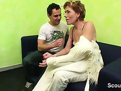 Taboo, Caught, Cumshot, Doggystyle, Fingering, German