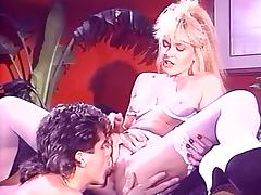 Cassidy, K.C. Williams, Keisha in vintage porn scene