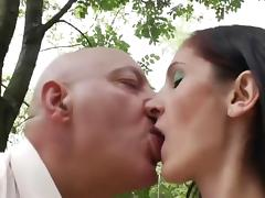 Old and Young, 18 19 Teens, Amateur, Fucking, Outdoor, Teen