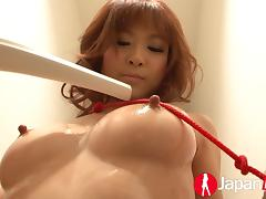 japan hd japanese rope masturbation