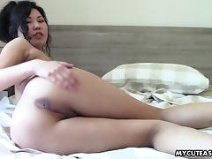 Babe, Amateur, Asian, Ass, Babe, Fingering