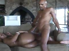 Koko Kabana showing her huge ass and banging hard