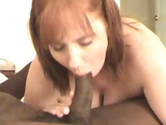 chubby wife gets a deep creampie