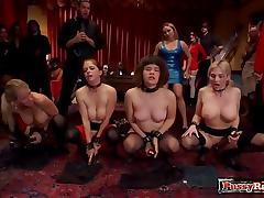 Mature Swingers, Bondage, Bound, Fetish, Group, Mature