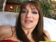 Hardcore MMF Threesome Banging In A Hot Anal Masturbation