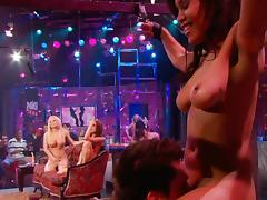 Bunny, Big Tits, Bunny, Dance, Lesbian, Reality