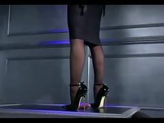 sexy heels cbt