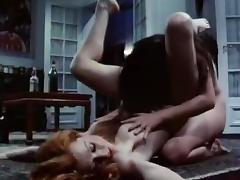 Joëlle Coeur, Marie-France Morel, Brigitte Borghese in vintage xxx clip
