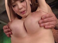 Japanese, Asian, Big Tits, Boobs, Close Up, Couple