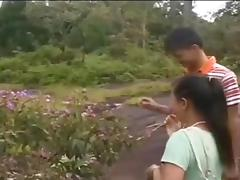 Hmong Thai Sex - Rural Fuck